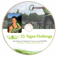 21-Tages-Challenge - DOPPELDVD